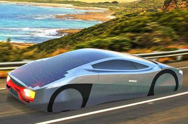 Immortus electric sports car (4)