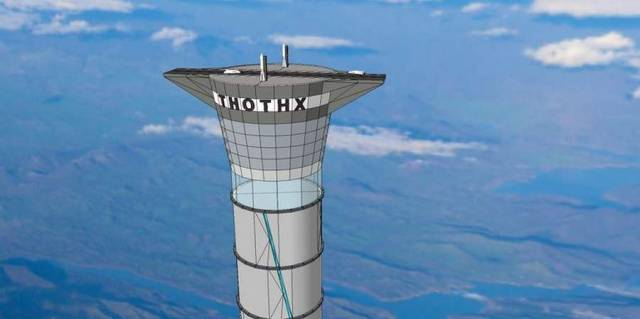 Inflatable Space Elevator (2)