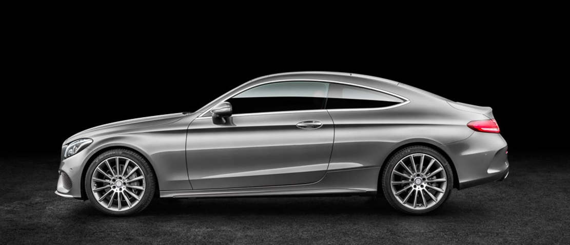 New Mercedes Benz C300 Coupe (10)