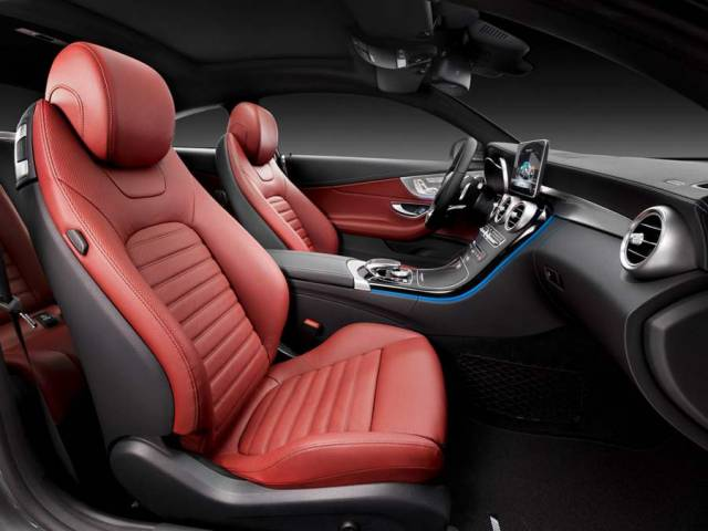 New Mercedes Benz C300 Coupe (7)