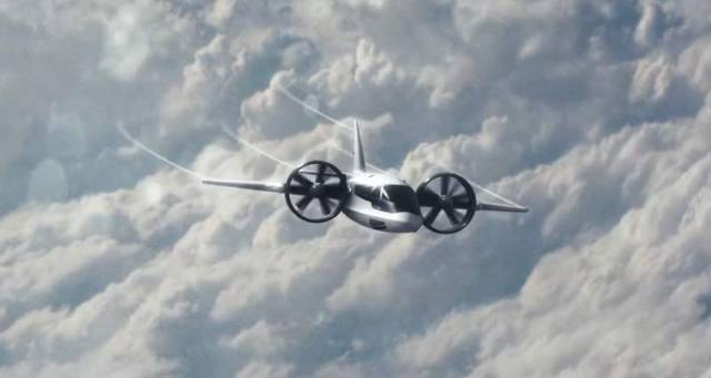 Passenger Jet can take off like a Helicopter (4)