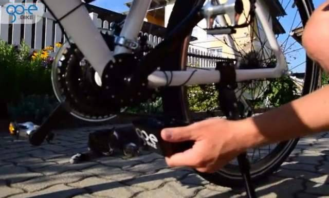 go-e ONwheel converts your bike into an e-bike in seconds 2