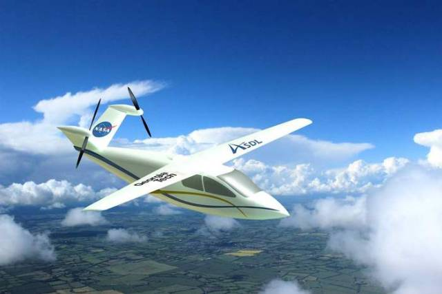 Students' Future Airplane Designs for NASA