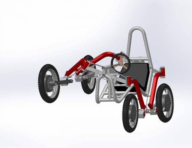 Swincar Spider electric vehicle (3)