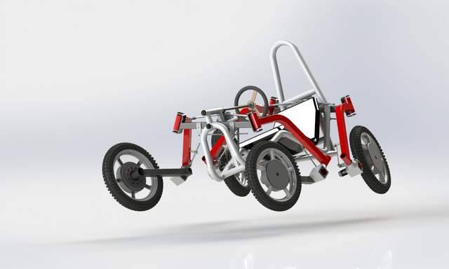 Swincar Spider electric vehicle (2)