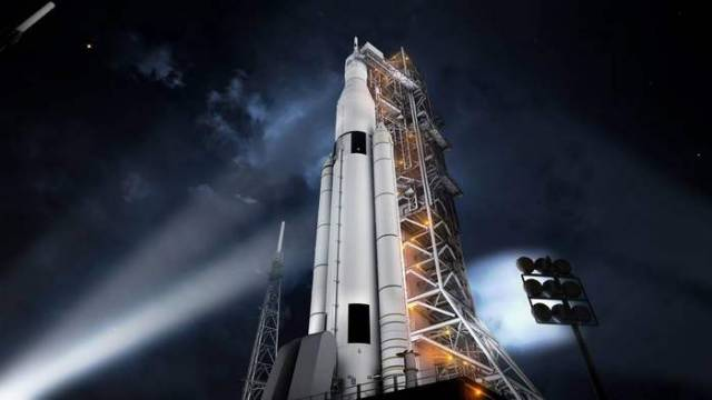 RS-25 NASA's new rocket (1)