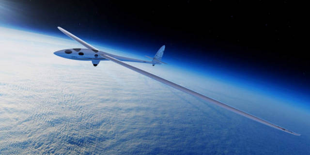 Airbus Perlan- Highest-Flying Winged Aircraft ever