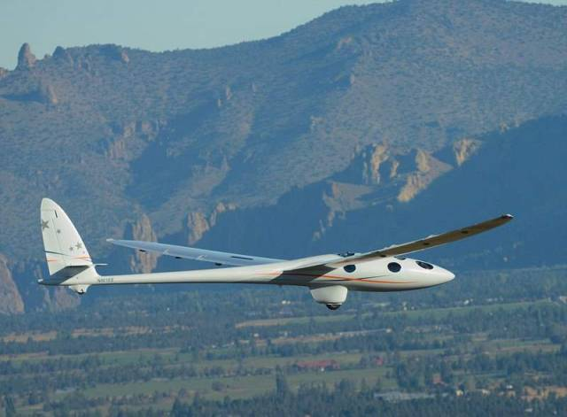 Airbus Perlan- Highest-Flying Winged Aircraft First flight