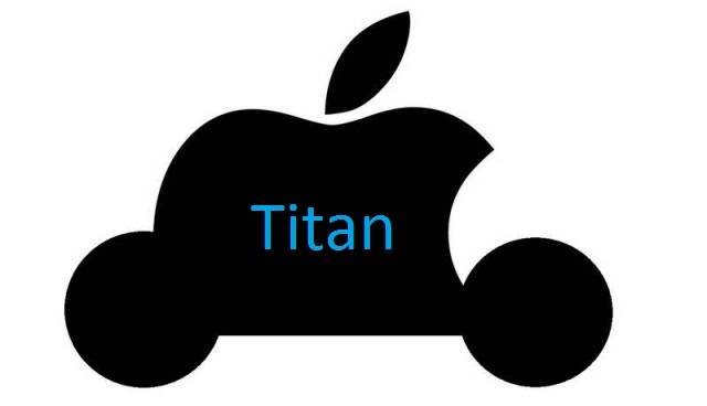 Apple's project Titan electric car