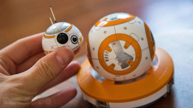 BB-8 new 'Star Wars' toy (2)