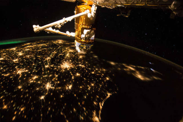 Clear skies over the USA (1)