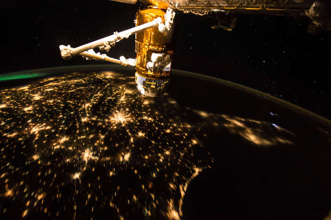 Clear skies over the USA (2)