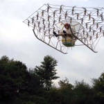 Swarm manned multirotor Super Drone