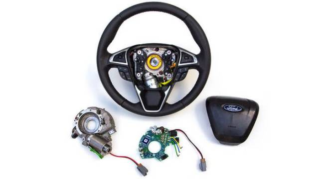 Ford Adaptive Steering system 2