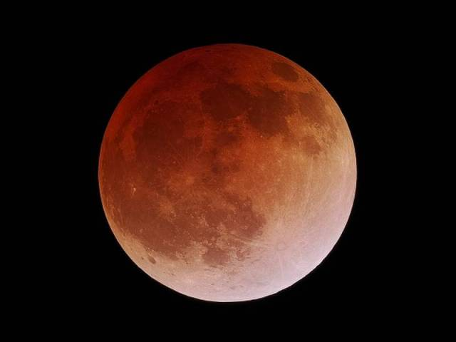 Supermoon eclipse on September 27th, 2015 (4)