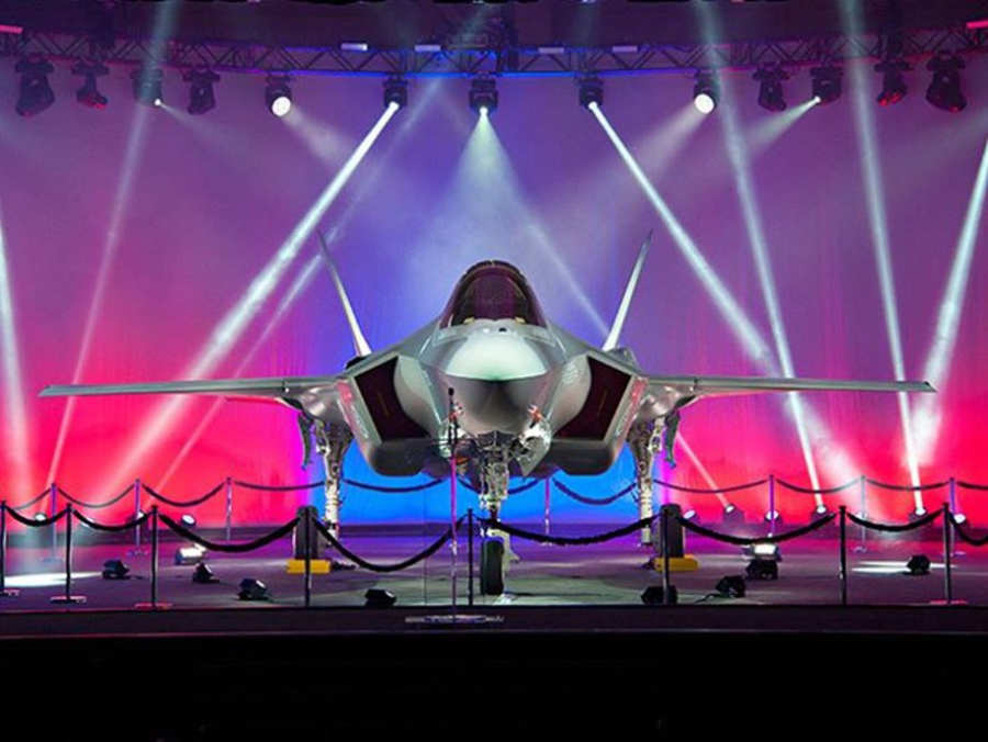 Lockheed Martin first F-35A for Norway