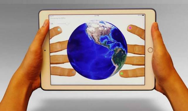 HandyCase makes iPhones and iPads transparent