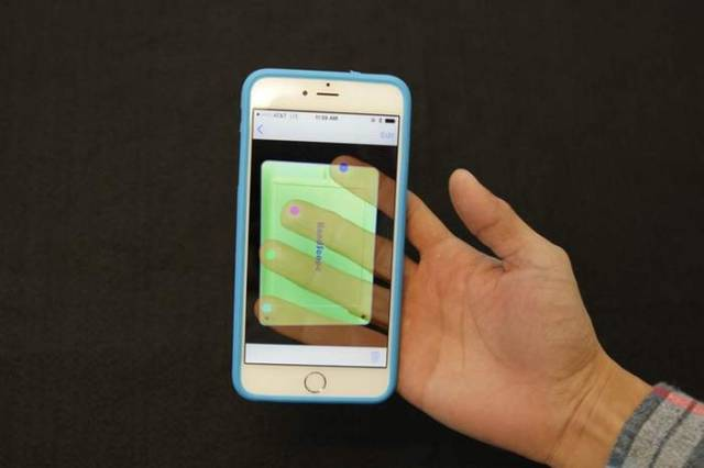 HandyCase makes iPhones and iPads transparent  2