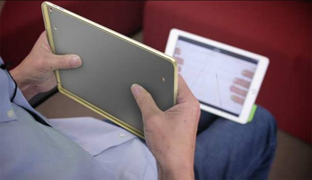 HandyCase makes iPhones and iPads transparent  3