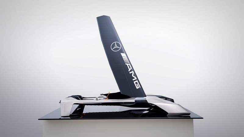 Mercedes Benz Wind Power Hydrocraft (5)