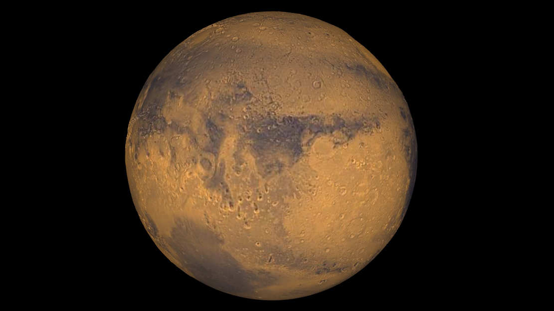 NASA to Announce Mars Mystery Solved
