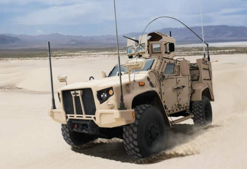 Oshkosh Joint Light Tactical Vehicle Wordlesstech