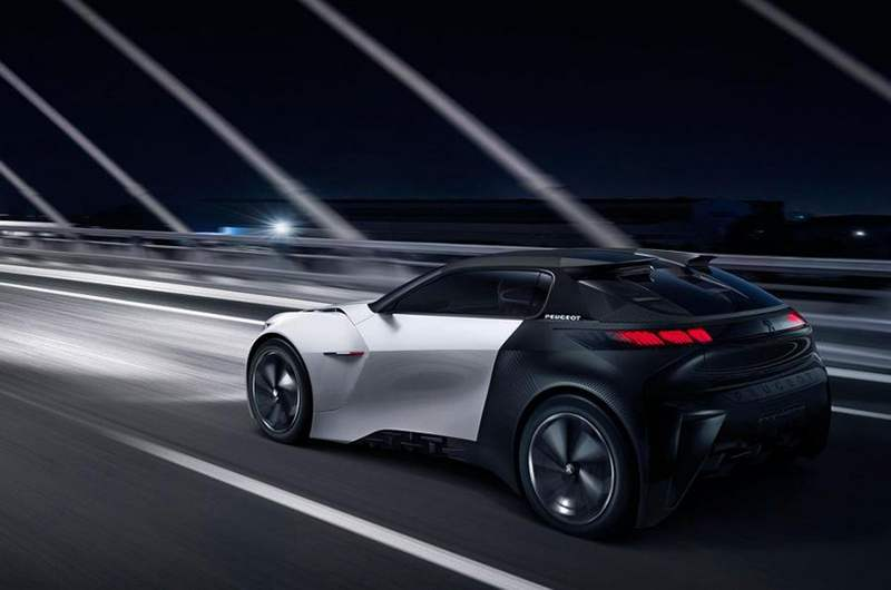 Peugeot Fractal electric car concept (8)