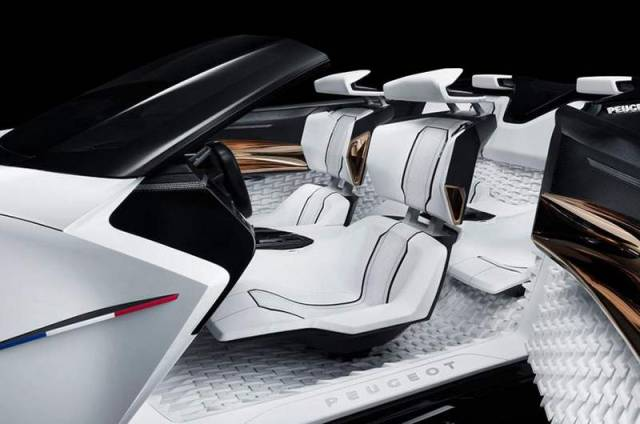 Peugeot Fractal electric car concept (5)