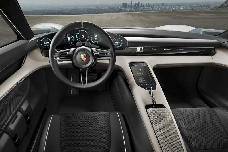 Porsche Mission E World Most Advanced