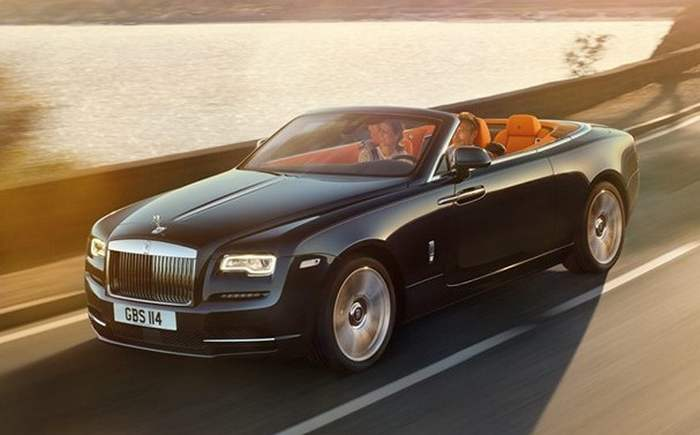 Rolls Royce Dawn coupé (13)