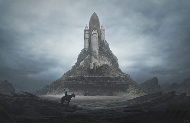 Digital landscapes by Yuri Shwedoff (12)