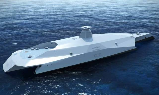 Dreadnought 2050 the Warship of the Future