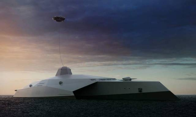 Dreadnought 2050 the Warship of the Future (9)