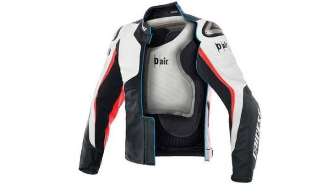 The first stand alone Airbag Jacket