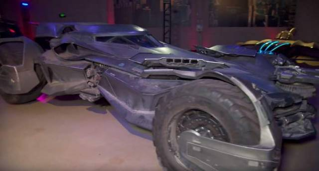 The new Batmobile (1)