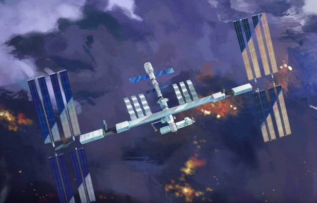 Space Station is so amazing