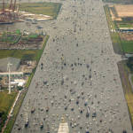 record-breaking Sail Amsterdam 2015