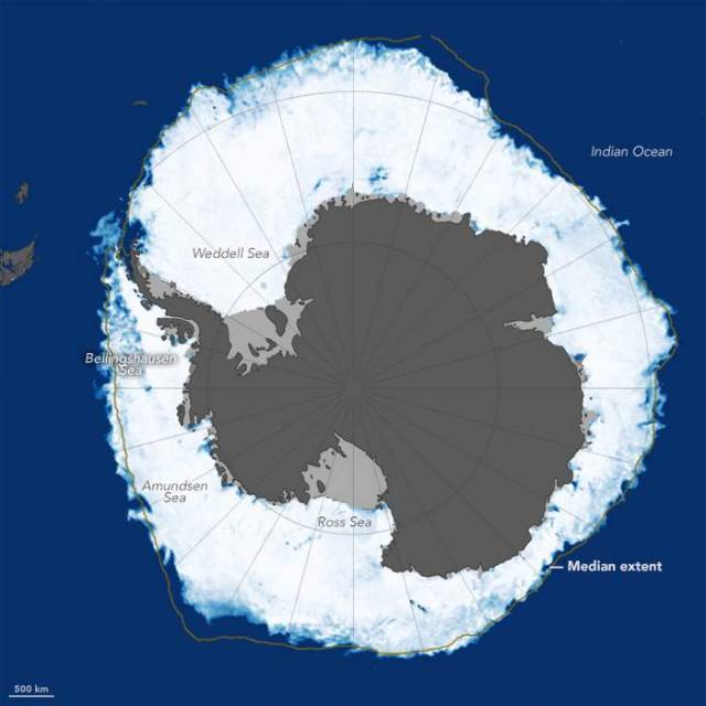 2015 Antarctic sea ice