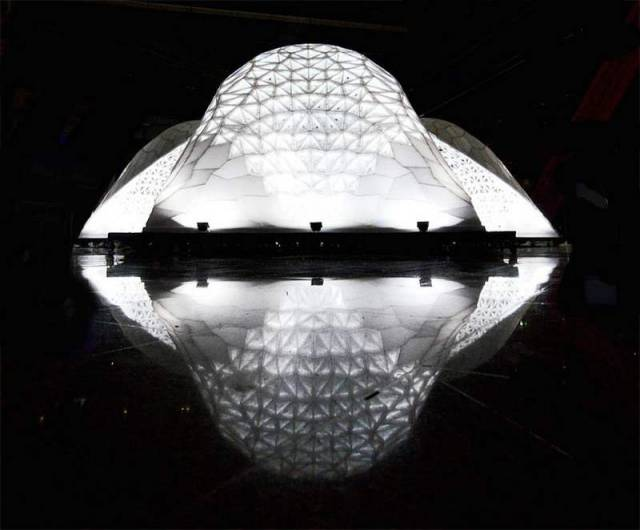 3D Printed Architectural Pavilion in Beijing (8)