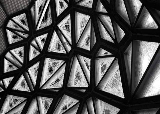 3D Printed Architectural Pavilion in Beijing (7)