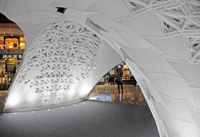 3D Printed Architectural Pavilion in Beijing (4)
