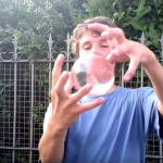 Amazing Contact Juggling- Object Manipulation  1