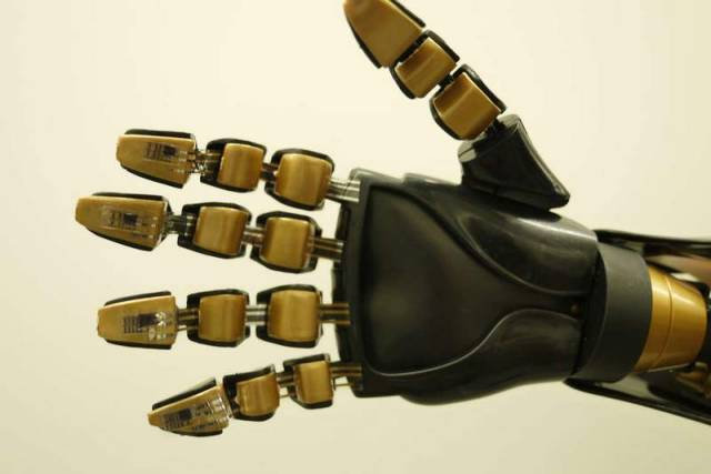 Artificial Skin with a Sense of Touch