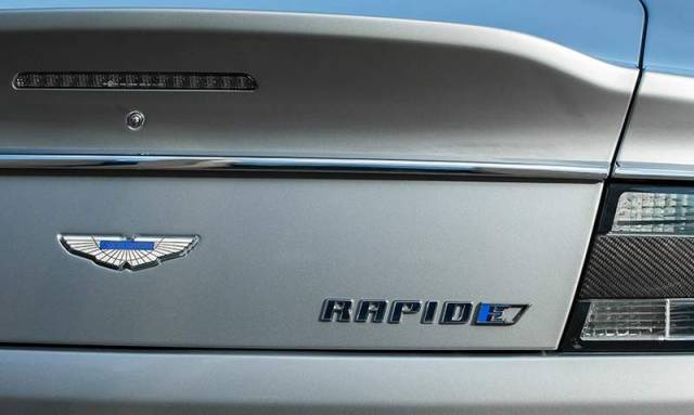 Aston Martin fully Electric RapidE (3)