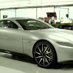 Aston Martin DB10 in Spectre