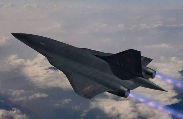 Chinese Hypersonic airplane