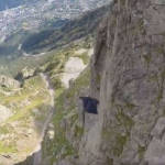 Wingsuit flight