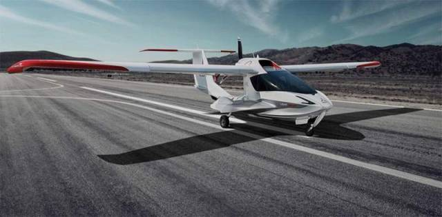 Icon A5 personal aircraft (5)