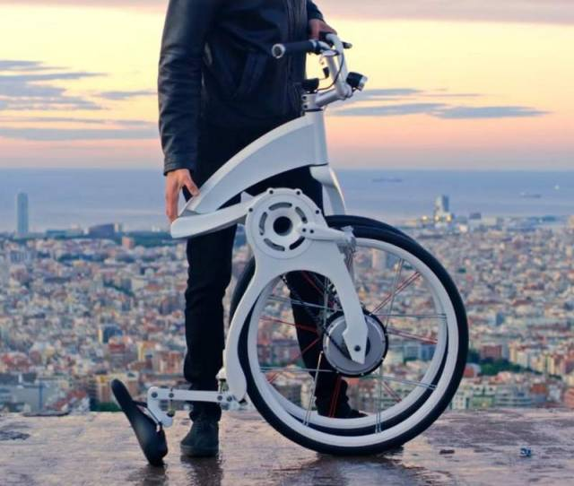 Gi FlyBike electric bike (2)