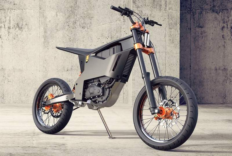 KTM Delta electric motorcycle (7)
